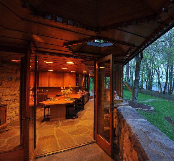 KENTUCK KNOB KITCHEN
