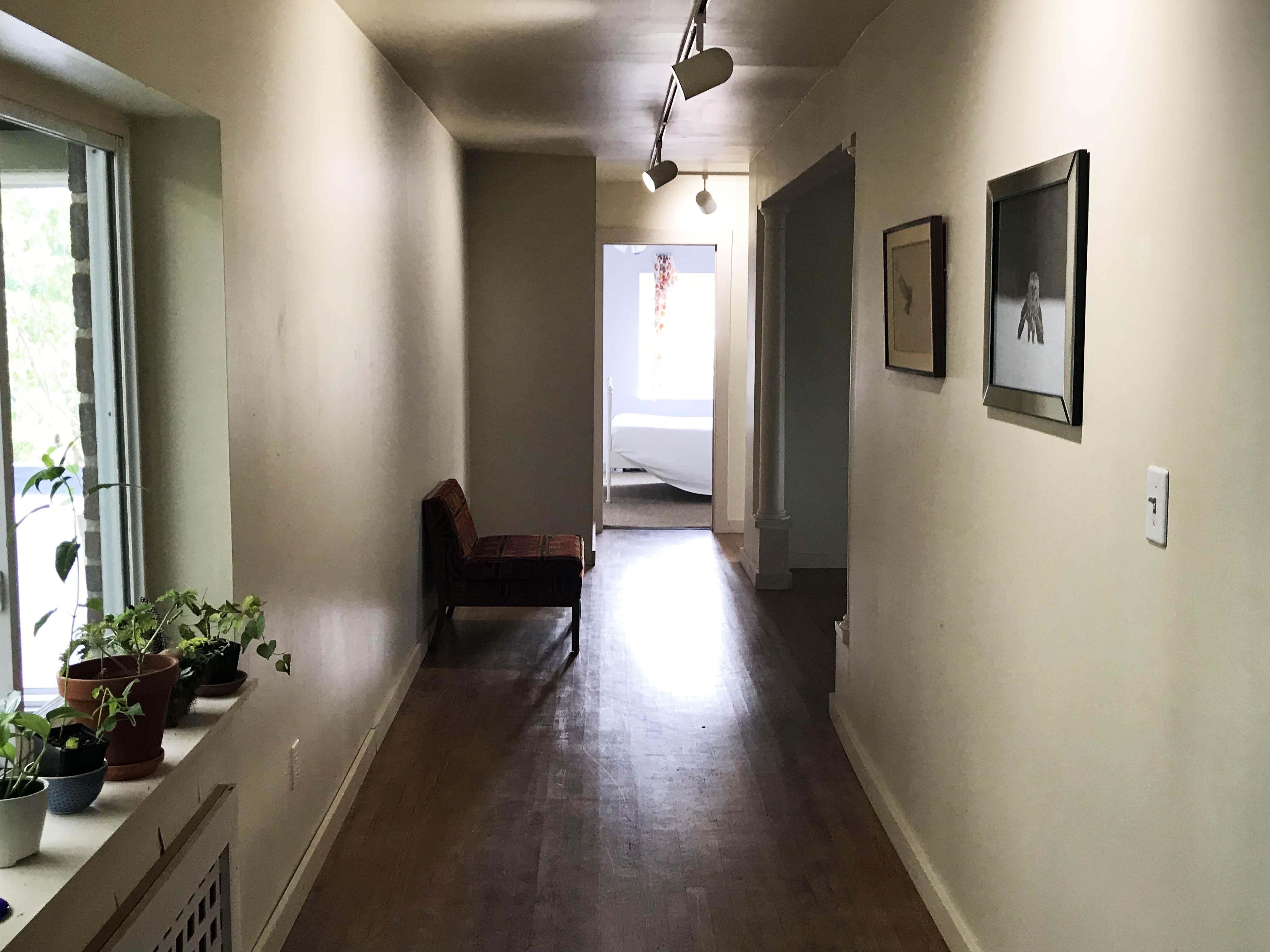 West Wing Hallway