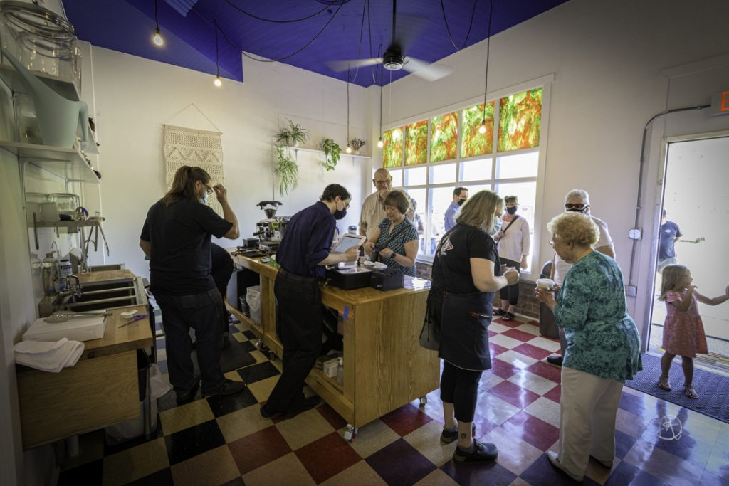 Tissue Farm Coffee Shop